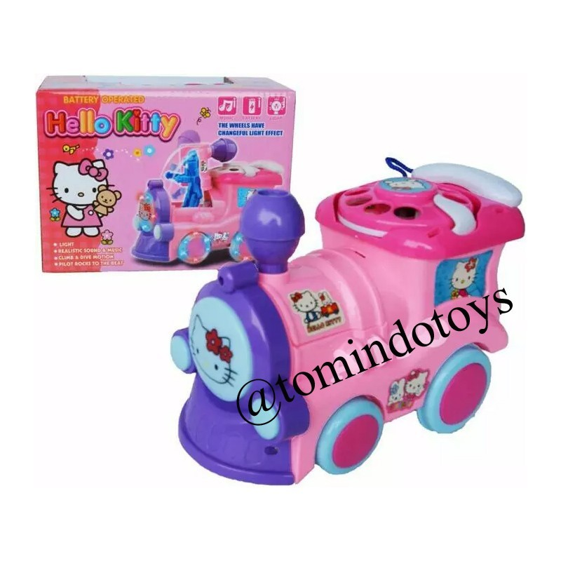 Hello Kitty Train 88888HK ...