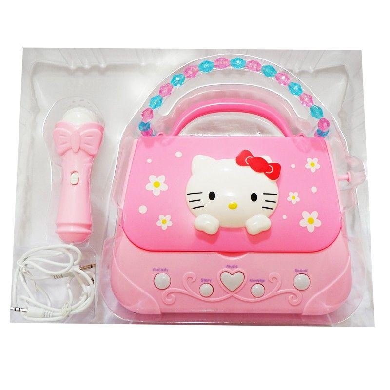 Sing Along Microphone Hello Kitty 6801ED ...