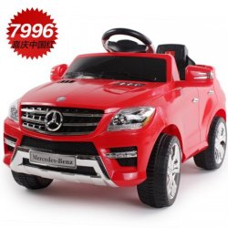 Mobil Aki - Mercedez Benz ML350 (RED) (Official Licensed)- QX7996