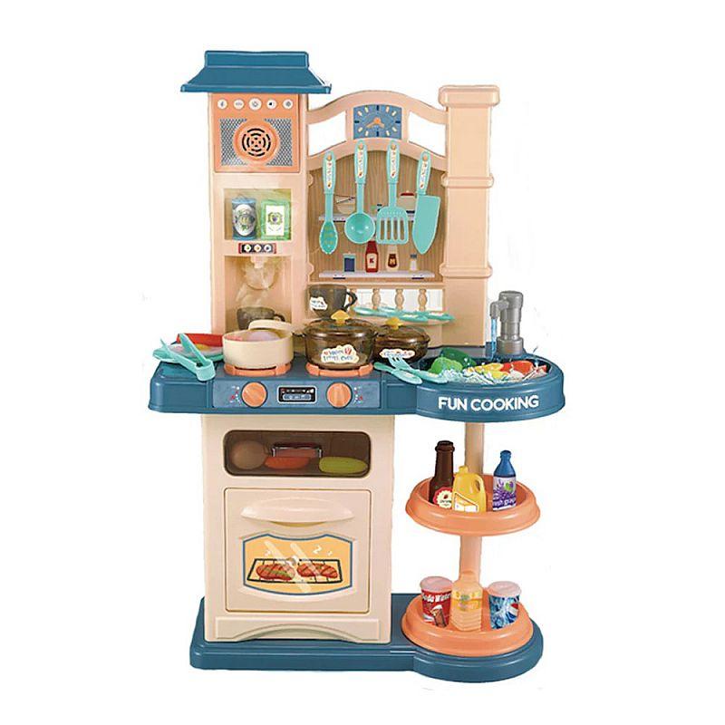 Pretend Play Kitchen Toys Tomindo Western Kitchen Set 838a Mainan Masak Masakan Mainan Anak Toko Mainan Anak Jual Mainan Anak Mainan Bayi Mainan