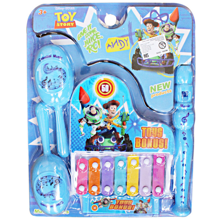 Musical Set Toy Story