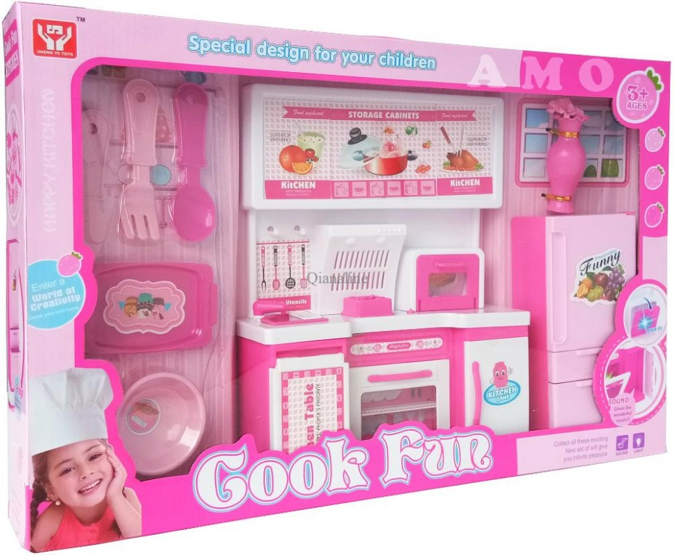 Cook Fun Kitchen SY2046