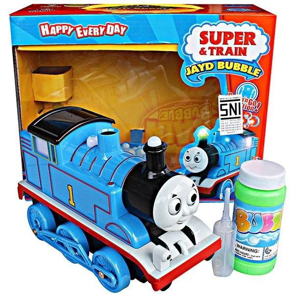 Thomas Super Train Bubble JAYD001-2