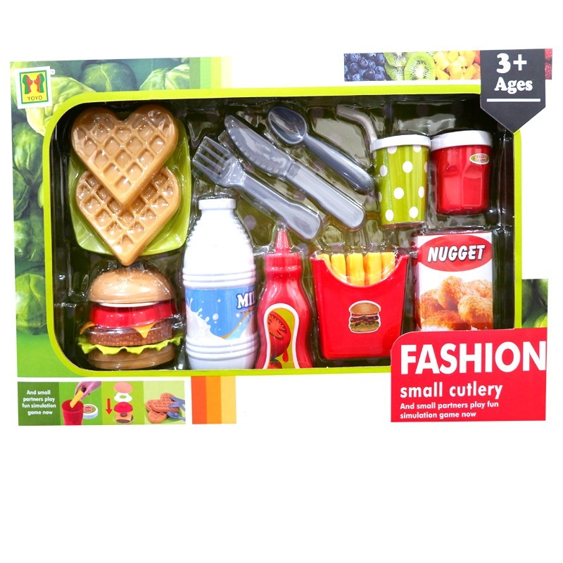 Fashion Small Cutlery Fast Food 326H-2