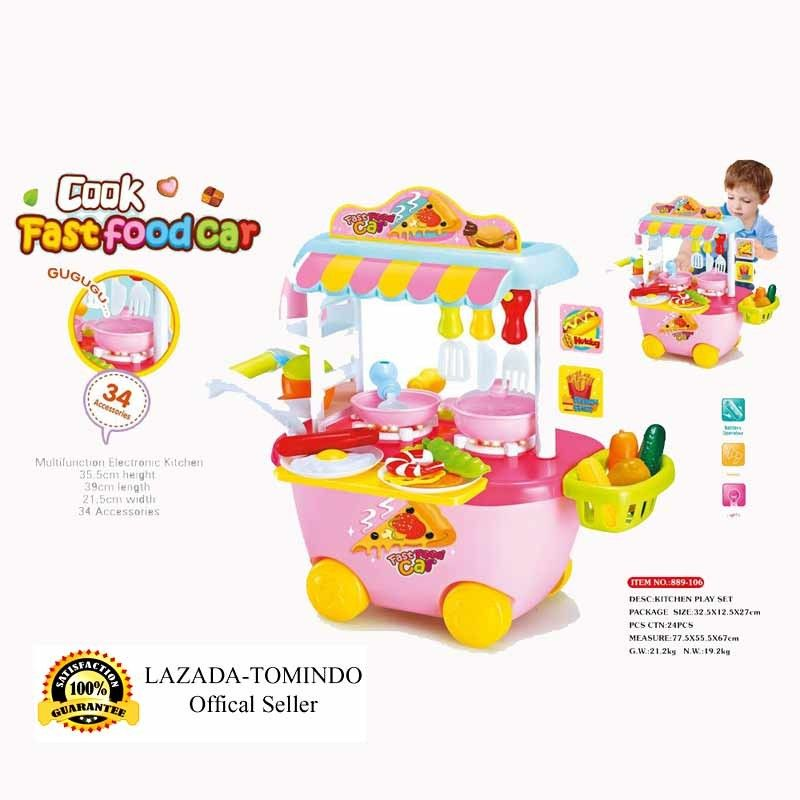 Cook Fast Food Car 889-106