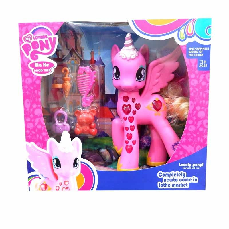 Little Pony Pink - 722