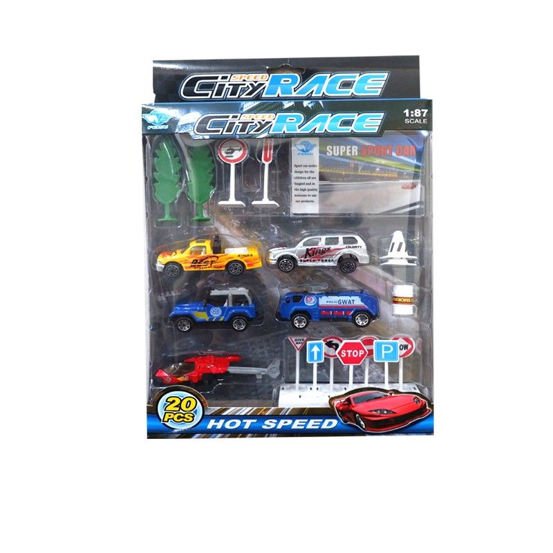City Race Diecast JP1105