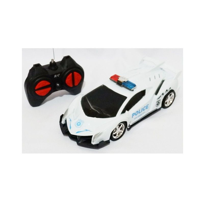 RC Car Model Mobil Polisi - Lambor 6688