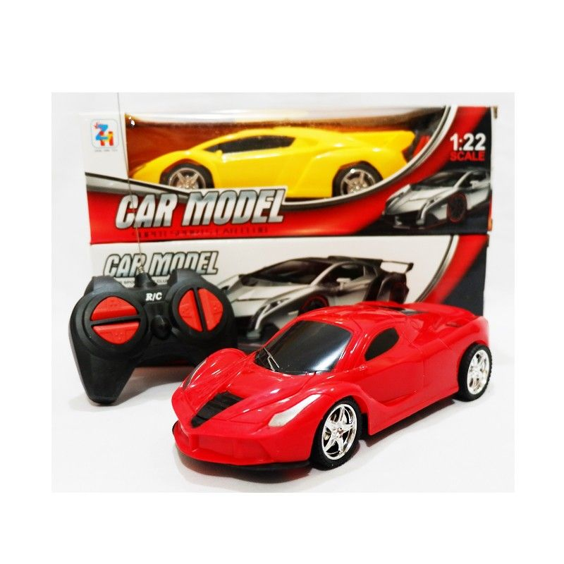 RC Car Model mobil sport Ferrari 6688