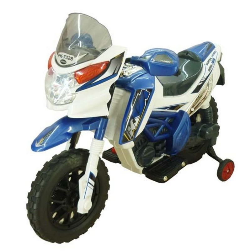 Motor Aki - Motor Cross / Trail - 7328 (BIRU)