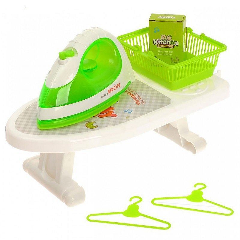 Iron Board Set Small Home Toys 6605-1