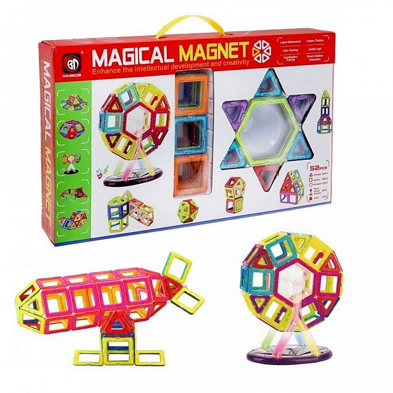 Magical Magnet isi 52 pcs - 703