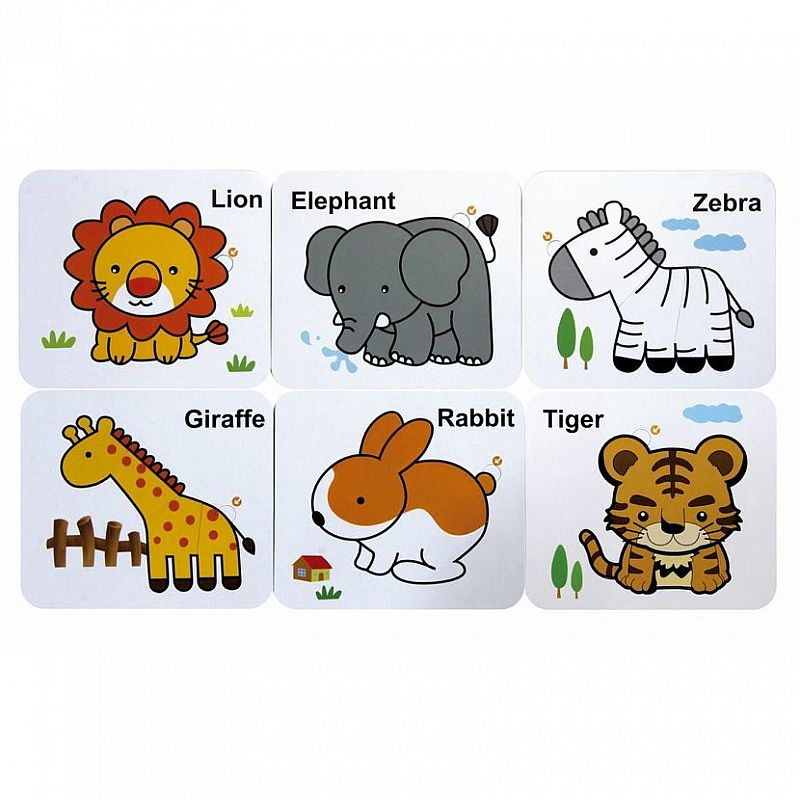 Water Magic Puzzle Animal LT2988