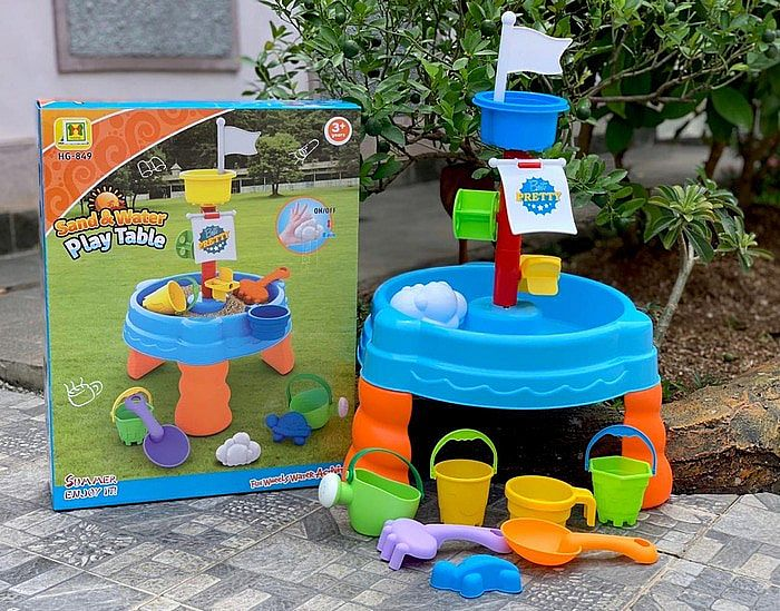 Sand Water Play Table HG849