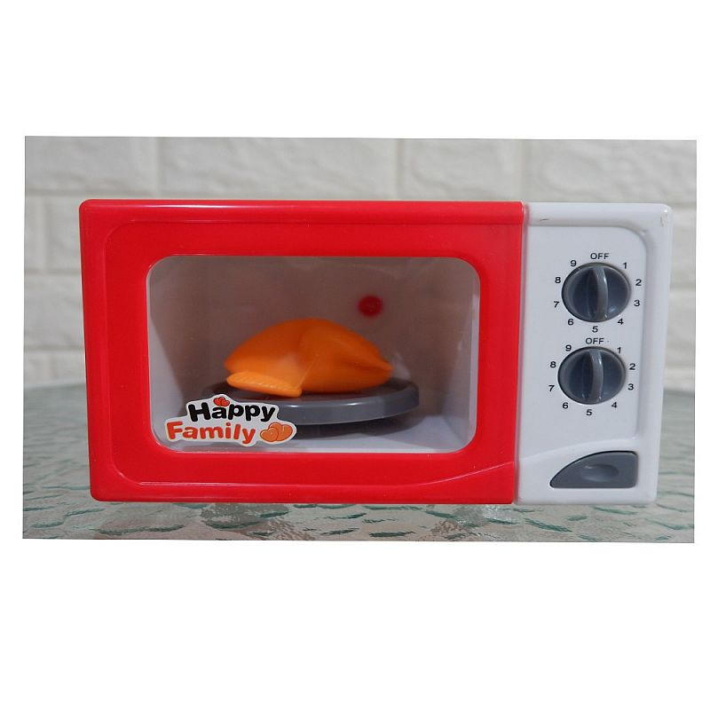 Microwave Happy Family 5217