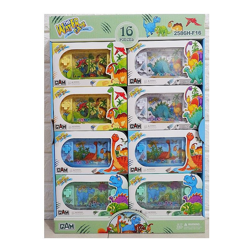 mainan game air - WATER GAME DINO 2586-16